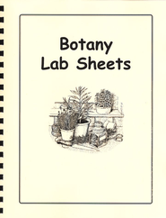 Additional Botany Lab Sheets   -     By: Kym Wright
