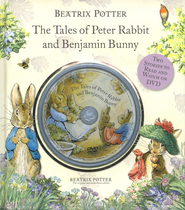 Beatrix Potter's The Tale of Peter Rabbit and Benjamin Bunny (w/30 Minute DVD)  -     By: Beatrix Potter