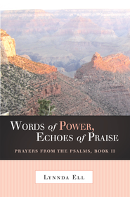 Words of Power, Echoes of Praise: Prayers from the Psalms, Book II - eBook  -     By: Lynnda Ell