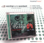 Mercy, CD-ROM Digital Songbook (Worship Leader Assistant)   -
