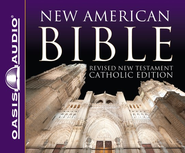 New American Bible: New Testament - audiobook on CD  -