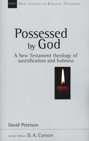 Possessed by God: A New Testament Doctrine of Sanctification and Holiness (New Studies in biblical Theology)  -     By: David Peterson