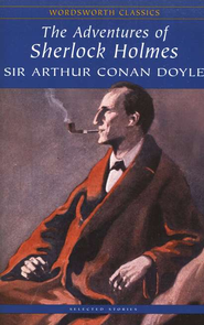The Adventures of Sherlock Holmes   -     By: Sir Arthur Conan Doyle