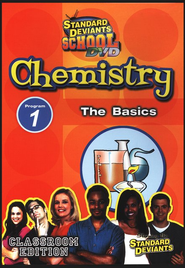 Standard Deviants School, Chemistry--DVD Super Pack   -