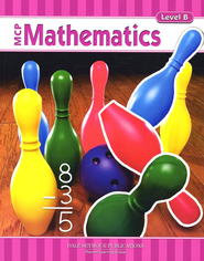 MCP Mathematics Level B Student Edition (2005 Edition)   -