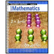 MCP Mathematics Level C Teacher's Guide (2005 Edition)   -