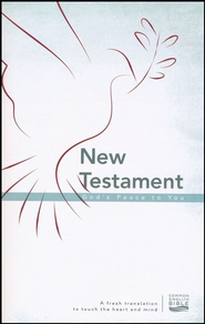 CEB Outreach New Testament, Everyday Edition  -