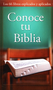 Conoce Tu Biblia, Know Your Bible  -