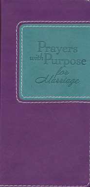Prayers with Purpose for Marriage        -