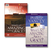 What's So Amazing About Grace? DVD & Participant's Guide  -