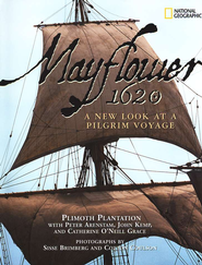 Mayflower 1620: A New Look at a Pilgrim Voyage  -     By: Catherine O'Neill Grace, Peter Arenstam, John Kemp