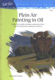 Plein Air Painting in Oil   -              By: Walter Foster