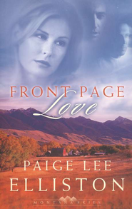 Front Page Love - eBook  -     By: Paige Lee Elliston