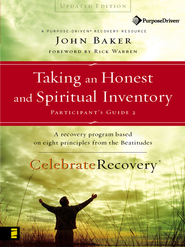 Taking an Honest and Spiritual Inventory Participant's Guide 2 - eBook  -     By: John Baker