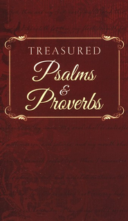 Treasured Psalms & Proverbs   -