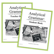 Analytical Grammar Set   -              By: R. Robin Finley
