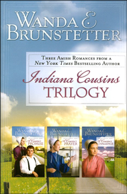 Indiana Cousins Trilogy  -              By: Wanda E. Brunstetter