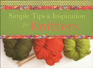 Simple Tips and Inspiration for Knitters  -