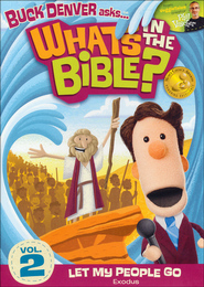 What's in the Bible? #2: Let My People Go! DVD   -              By: Phil Vischer
