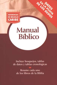 Referencias de Bolsillo Caribe: Manual B&#237blico  (Nelson's Pocket Reference Series: Bible Handbooks)  -