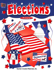 Elections: Primary Grades 1-3   -