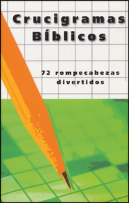 Crucigramas Bíblicos  (Bible Crosswords)  -     By: Christopher Hudson