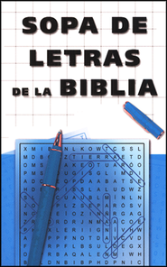 Sopa de Letras de la Biblia  (Bible Word Search)  -     By: Edio