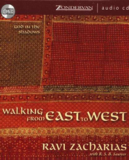 Walking from East to West Abridged Audiobook on CD    -     By: Ravi Zacharias