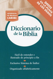 Referencias de Bolsillo Caribe: Diccionario de la Biblia  (Nelson's Pocket Reference Series: Bible Dictionary)  -