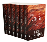 The Case for Christ, Mass-Market Pack of 6   -              By: Lee Strobel