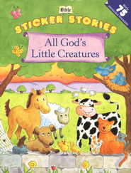 All God's Little Creatures  -     By: Christine Powers