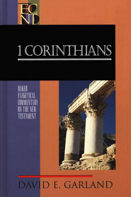 1 Corinthians: Baker Exegetical Commentary on the New Testament [BECNT]  -     By: David E. Garland
