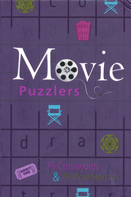 Movie Puzzlers: 75 Crosswords / 75 Word Searches  -