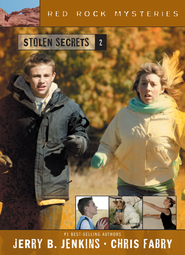 Stolen Secrets - eBook  -     By: Jerry B. Jenkins, Chris Fabry