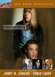 Phantom Writer - eBook  -     By: Chris Fabry, Jerry B. Jenkins