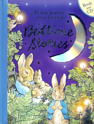 Peter Rabbit and Friends Bedtime Stories Book and CD  -     By: Beatrix Potter