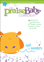 The Praise Baby Collection: God of Wonders, DVD   -