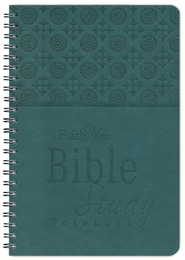 FaithNotes Bible Study Notebook  -