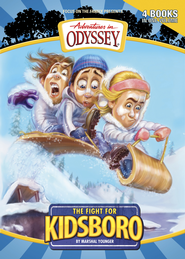 Adventures in Odyssey Kidsboro® Series The Fight for Kidsboro eBook  -     By: Marshal Younger