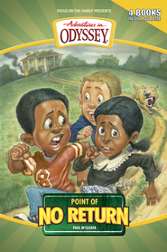 Adventures in Odyssey® Point of No Return eBook   -     By: Paul McCusker