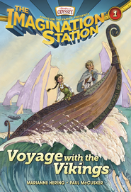 Adventures in Odyssey The Imagination Station® Series #1: Voyage with the Vikings eBook  -     By: Marianne Hering, Paul McCusker