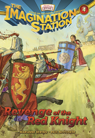 Adventures in Odyssey The Imagination Station® Series #4: Revenge of the Red Knight eBook  -     By: Marianne Hering, Paul McCusker