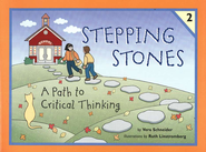 Stepping Stones: A Path to Critical Thinking Student Book 2,  Grades K-2  -     By: Vera Schneider