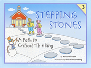 Stepping Stones: A Path to Critical Thinking Student Book 3,  Grades K-2  -     By: Vera Schneider