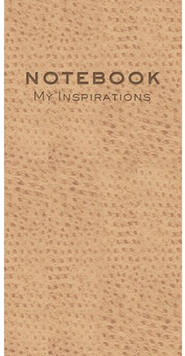 Notebook My Inspirations  -