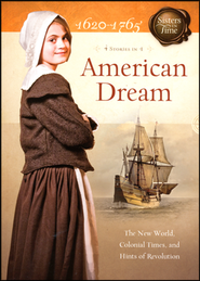 American Dream: The New World, Colonial Times, and Hints of Revolution  -     By: Colleen Reece, Norma Lutz, Susan Miller