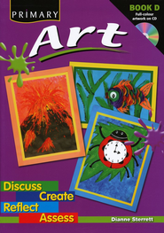 Primary Art Book Ages 8-9  -