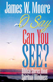O Say Can You See: Biblical Stories About Spiritual Blindness - eBook  -     By: James W. Moore