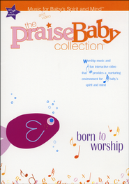 The Praise Baby Collection: Born to Worship DVD   -