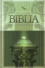 Biblia del Liderazgo RVR 1960, Enc. Dura  (RVR 1960 Leadership Bible, Hardcover) - Slightly Imperfect  -     By: John C. Maxwell